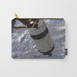 Apollo 7 - Saturn V over Cape Canaveral Carry-All Pouch