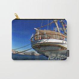 Norwegian sailship Statsraad Lehmkuhl Carry-All Pouch