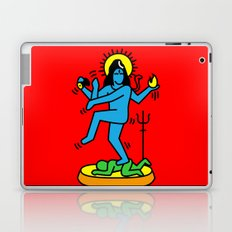 Shiva Keith Haring Tribute Laptop & iPad Skin
