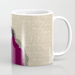 Fur on the Rocks Coffee Mug
