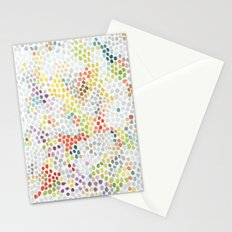 Walk the Dotted Line Stationery Cards