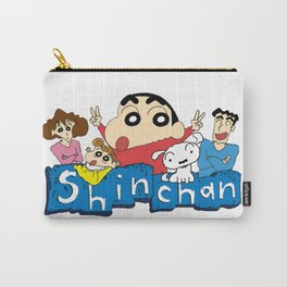 Shin Chan 2 Carry-All Pouch