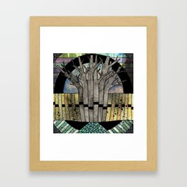 #008 Framed Art Print