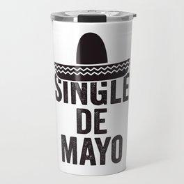 Single De Mayo Travel Mug