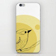 warbler iPhone & iPod Skin