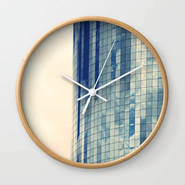 Tall Wall Clock