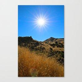 This Idaho Sun Canvas Print