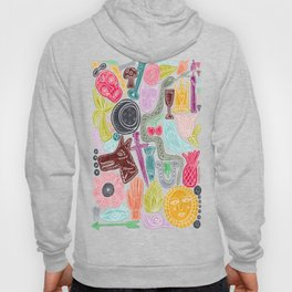 Fortune Icons Hoody