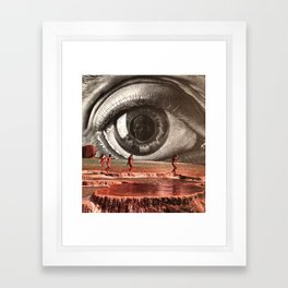Escher Framed Art Print