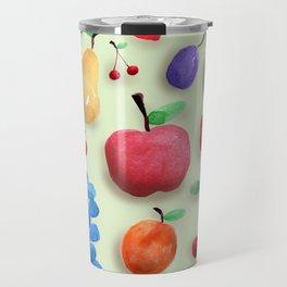Fruit Collection Travel Mug