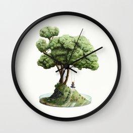 Petri Dreams Wall Clock