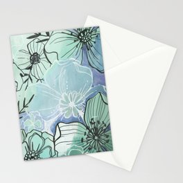 Calming Waters Stationery Cards