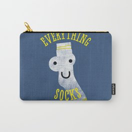 Everythings Socks Carry-All Pouch