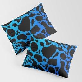 Blue Poison Dart Frog Pillow Sham