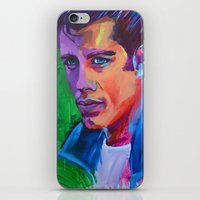 grease iPhone & iPod Skins featuring Grease by Alejandro Castanon