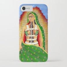 FRIDA KAHLO CACTUS iPhone 7 Slim Case