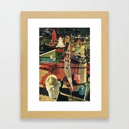 zamora Framed Art Print
