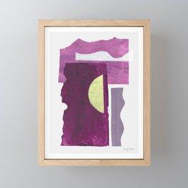 Sound Avenue I Framed Mini Art Print