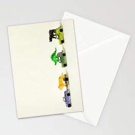 Lions and Dinos and Bears, oh my! Stationery Cards