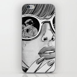 Jealous iPhone Skin