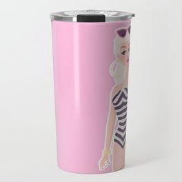 Hey Barbie Vintage ! Travel Mug