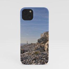 First Glimpse - Beachy Head iPhone Case