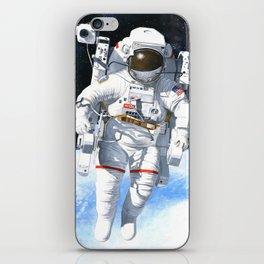 A nice flying machine iPhone Skin