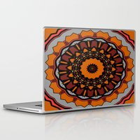 gladiator Laptop & iPad Skins featuring Furious Gladiator by Silentwolf