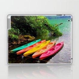 Kayak Laptop & iPad Skin