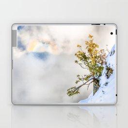 Halo in Caucasian ridge Laptop & iPad Skin
