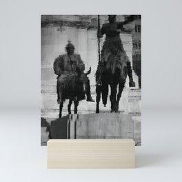 Don Quixote of La Mancha Mini Art Print