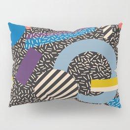 Memphis Inspired Pattern 4 Pillow Sham