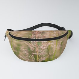Korean Feather Reed Grass Fanny Pack