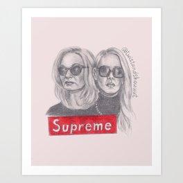 Fiona Art Prints | Society6