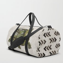 Little Turtle, Forest Animals, Woodland Decor, Woodland Art, Duffle Bag
