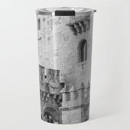 Belem Tower Lisbon Portugal Travel Mug