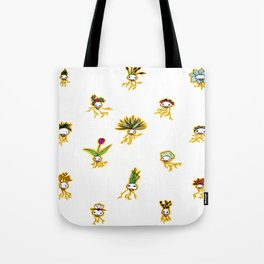 Dead Vegetation  Tote Bag