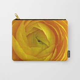 Yellow flower 192 Carry-All Pouch