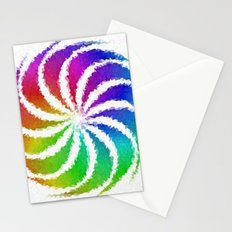 Mosaic Zydd spiral Stationery Cards