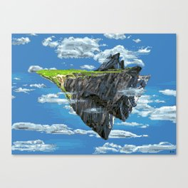 highlands Canvas Print