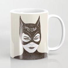 cat woman Mug