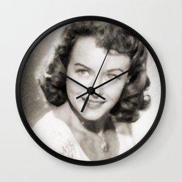 Paulette Goddard, Vintage Actress Wall Clock