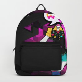 NEVER THE LESS, THIS NERD KICKED ASS! Backpack