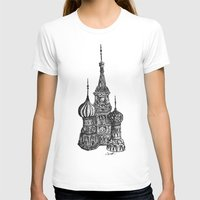 moscow T-shirts featuring Moscow by Name