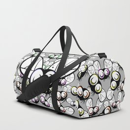 Black Flies - Swarm Duffle Bag
