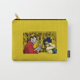 Prima Ballerina Gets a Touch Up Carry-All Pouch