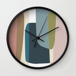 Graphic 180 Wall Clock