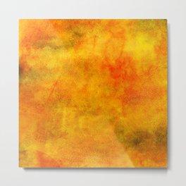 orange madness /Agat/ Metal Print