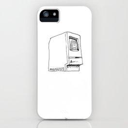 Hello Macintosh iPhone Case