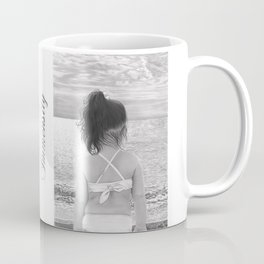 Facing Immensity Coffee Mug